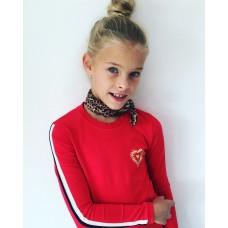 Lola Meis shirt red (07)