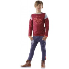 Mortenz sweater red