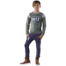 Mortenz sweater army green