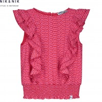 Nik&Nik top Odilly apple red
