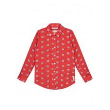 Nik&Nik blouse Olivia heart red
