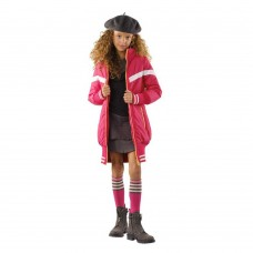 Ninni Vi jas long jacket dark pink