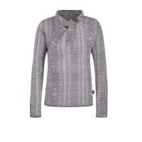 Ninni Vi shirt AOP 1 light grey