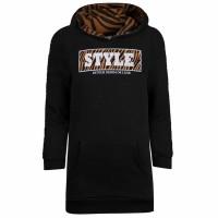 Retour Jeans hoodie sweater Truus black