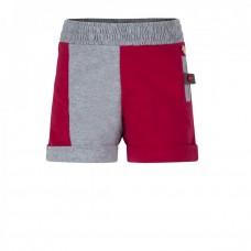 Soft & Jolly short red