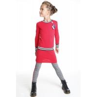Topitm jurk Bodien rood
