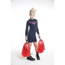 Topitm jurk Sally navy