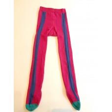 Unkk Moon maillot pink/blue stripe