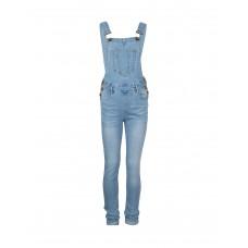 Indian Blue Jeans denim dungarees